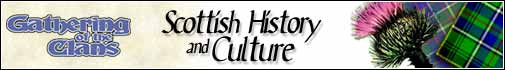 Scottish History and Culture