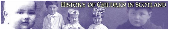 The History of Children in Scotland